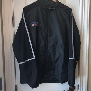 Nike Golf Men's Large Full-Zip Wind Jacket